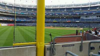 Yankee Stadium sección 132