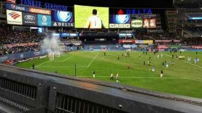 Yankee Stadium sección 227B