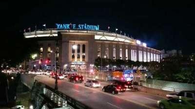 Yankee Stadium sección EXTERIOR
