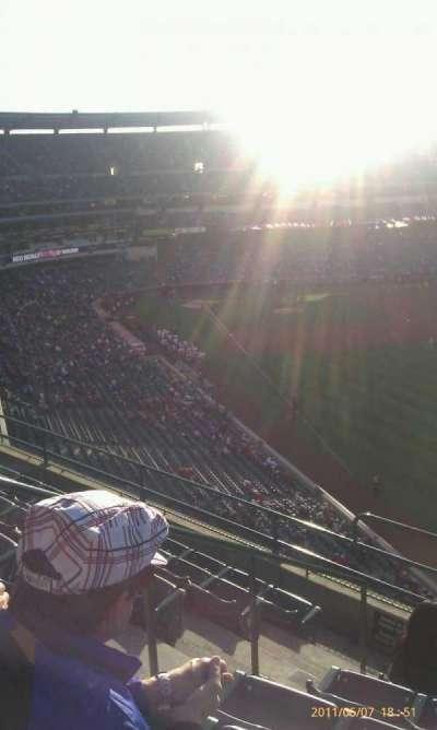 Angel Stadium sección V434