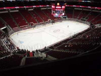 PNC Arena, sección: 328, fila: C, asiento: 10