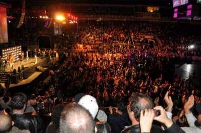 Ricoh Coliseum, sección: 101, fila: 15, asiento: 5