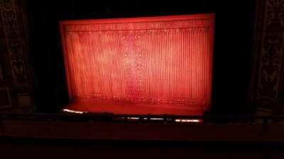 Cadillac Palace Theater, sección: LogeRC, fila: C, asiento: 326