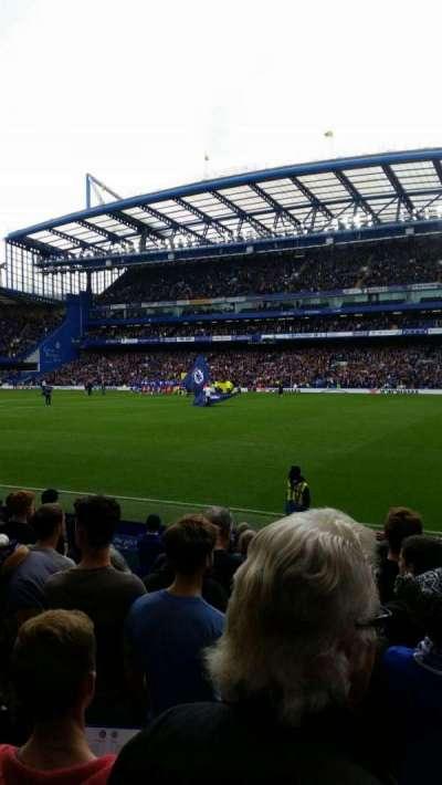 Stamford Bridge, sección: East Lower North, fila: O, asiento: 172