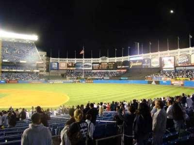 Old Yankee Stadium, sección: 15, fila: 261D, asiento: 2