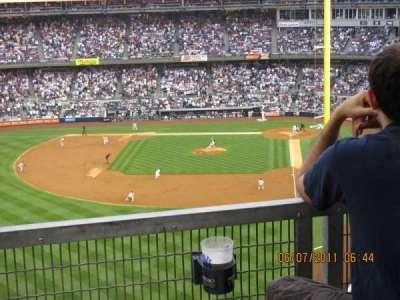 Yankee Stadium sección 3S