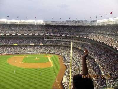 Yankee Stadium sección 434A
