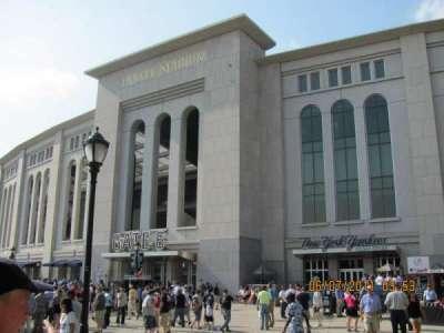 Yankee Stadium sección Gate 6