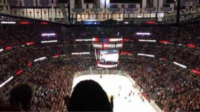 United Center, sección: 310, fila: 16, asiento: 8