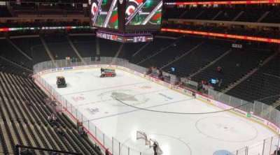 Xcel Energy Center, sección: C39, fila: 5, asiento: 11