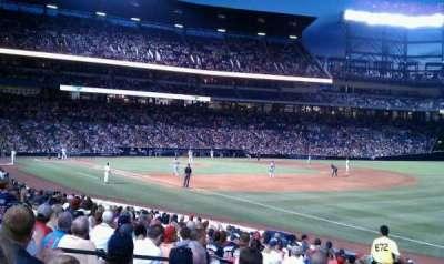 Turner Field, sección: 119, fila: 25