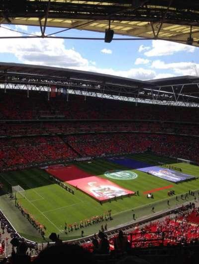 Wembley Stadium, sección: 506, fila: 20, asiento: 174