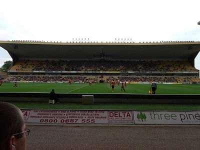 Molineux Stadium, sección: JL5, fila: B, asiento: 140