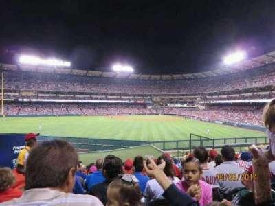 Angel Stadium sección P257