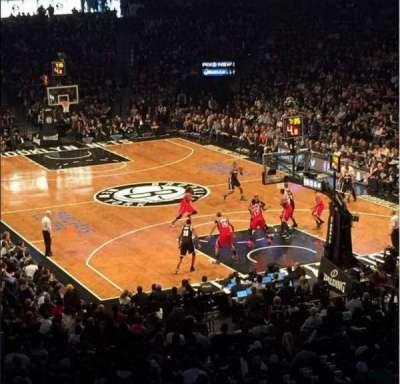 Barclays Center sección 118
