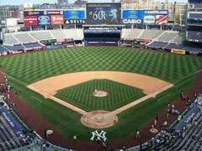 Yankee Stadium sección Upper Deck