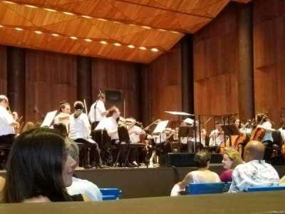 Mann Center for the Arts, sección: Orchestra Left, fila: B, asiento: 7
