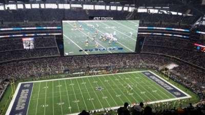 AT&T Stadium, sección: 415, fila: 29, asiento: 2