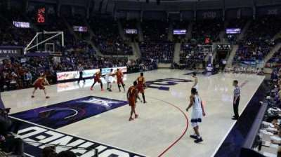 Schollmaier Arena, sección: 105, fila: D, asiento: 11