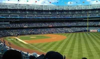 Yankee Stadium sección 209
