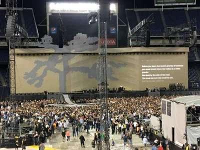 Qualcomm Stadium, sección: P19, fila: 16, asiento: 8