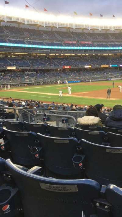Yankee Stadium sección 013