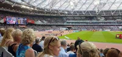 London Stadium sección 133