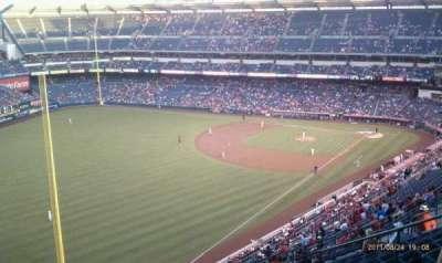 Angel Stadium sección V505