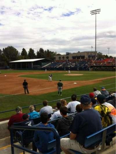 Goodwin Field, sección: R, fila: GA, asiento: GA