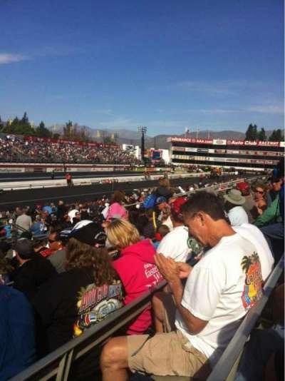 Auto Club Raceway At Pomona, sección: 12, fila: 9, asiento: 15