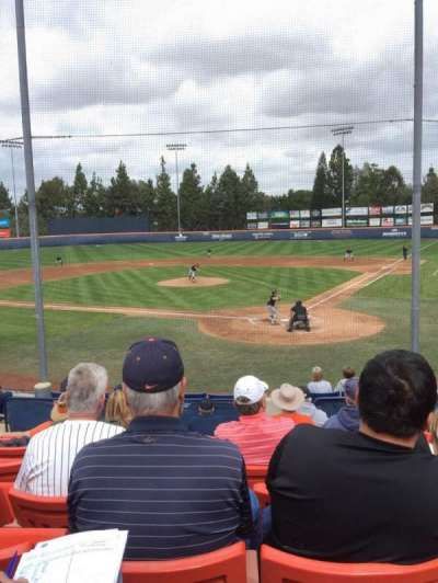 Goodwin Field, sección: K, fila: L, asiento: 8