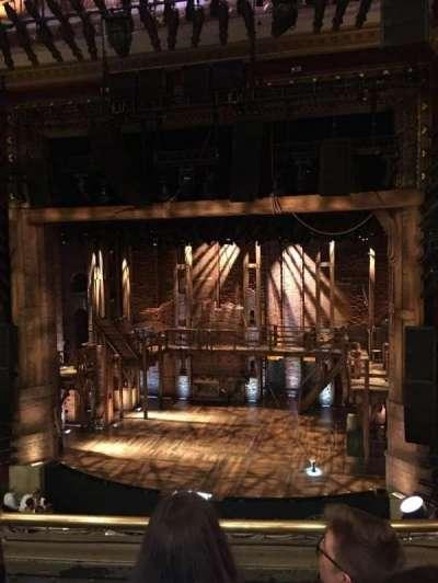 CIBC Theatre, sección: Mezzanine RC, fila: C, asiento: 320