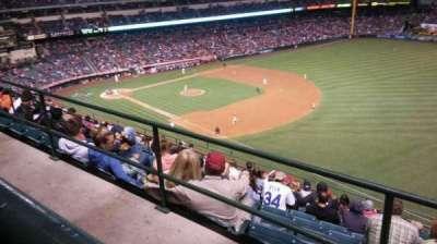 Angel Stadium sección V532