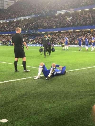 Stamford Bridge, sección: SL4, fila: 1, asiento: 102
