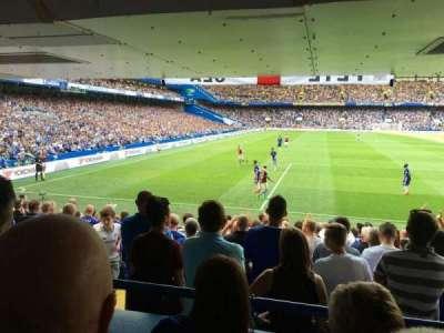 Stamford Bridge, sección: SL5, fila: 15, asiento: 145