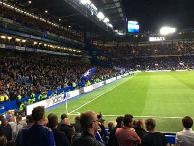 Stamford Bridge, sección: SL6, fila: 13, asiento: 164