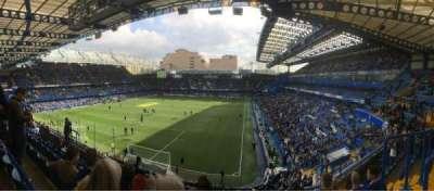 Stamford Bridge, sección: U09, fila: G, asiento: 317