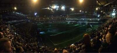 Stamford Bridge, sección: SU6, fila: 16, asiento: 231