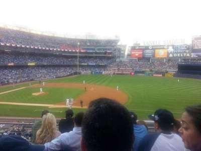 Yankee Stadium sección 215