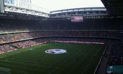 Principality Stadium, sección: U37, fila: 11, asiento: 10