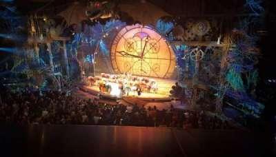 Gershwin Theatre, sección: FMEZZ, fila: A, asiento: 12