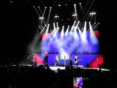 Hollywood Casino Amphitheatre (Tinley Park), sección: 103, fila: K, asiento: 14