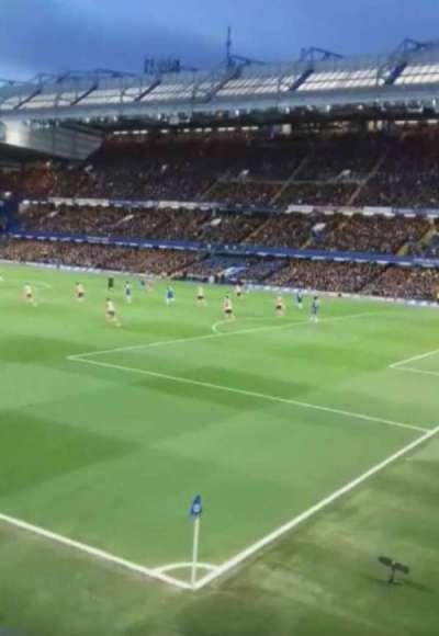 Stamford Bridge, sección: Shed Upper, fila: 1, asiento: 264