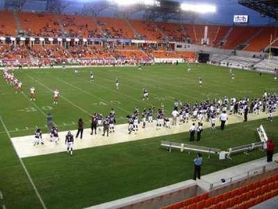 BBVA Compass Stadium, sección: 208, fila: A, asiento: 4