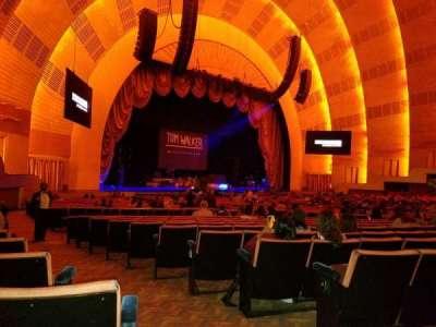 Radio City Music Hall, sección: Orchestra 7, fila: G, asiento: 701.702