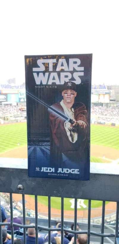 Yankee Stadium sección 320C