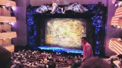 Overture Hall, sección: Circle C, fila: D, asiento: 245