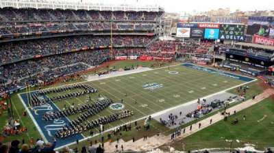 Yankee Stadium sección 413
