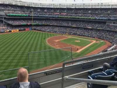 Yankee Stadium sección 331
