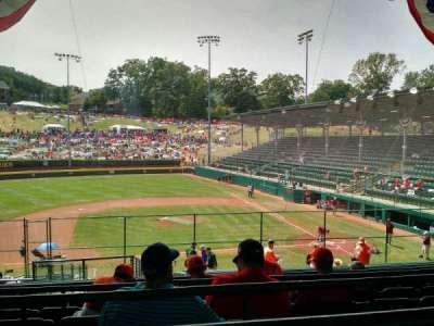 Howard J. Lamade Stadium, sección: 3, fila: L, asiento: 321